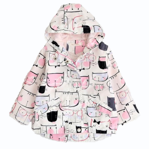 Sophisti-Cat Windbreaker, ,  - CeCe & Jax