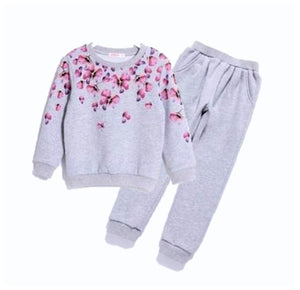 Flower Power Sweatsuit, ,  - CeCe & Jax