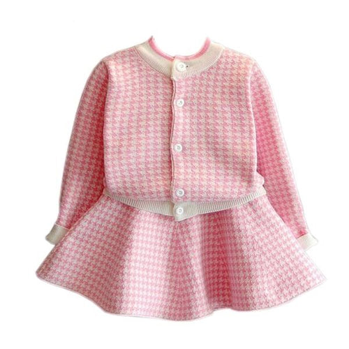 Legally Cute Jacket and Skirt Set, Pink, 3T - CeCe & Jax