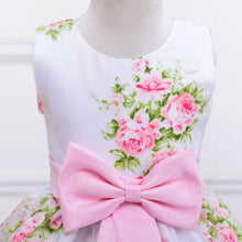 Load image into Gallery viewer, Betty Bow Rose Dress, ,  - CeCe & Jax