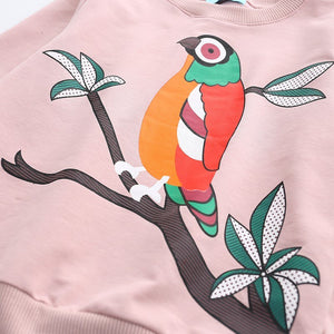 Bird Branch Sweatsuit, ,  - CeCe & Jax
