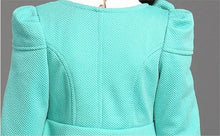 Load image into Gallery viewer, Missy Mon Bleu Peplum Coat, ,  - CeCe & Jax