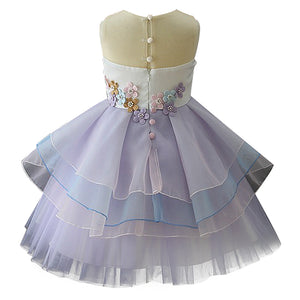 Jordyn Unicorn Princess Dress, ,  - CeCe & Jax