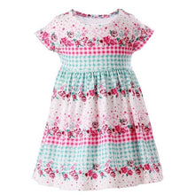 Load image into Gallery viewer, Picnic Flowers Dress, 3T,  - CeCe & Jax