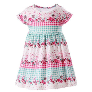 Picnic Flowers Dress