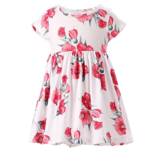 Sweet Tulips Dress, 3T,  - CeCe & Jax