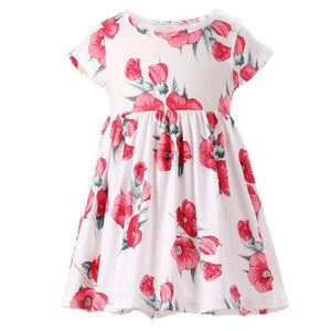 Sweet Tulips Dress