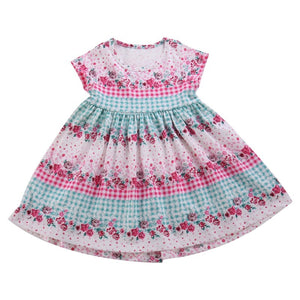 Picnic Flowers Dress, ,  - CeCe & Jax