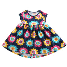 Load image into Gallery viewer, Flower Stack Dress, ,  - CeCe & Jax