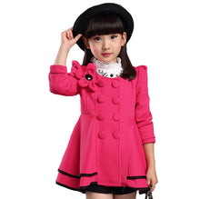 Load image into Gallery viewer, Missy Mon Bleu Peplum Coat, Hot Pink, 5 - CeCe & Jax