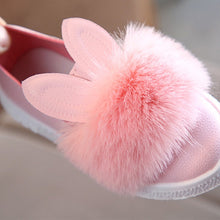 Load image into Gallery viewer, Pompom Bunny Shoes, ,  - CeCe & Jax