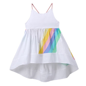 Willow Rainbow Dress, 2T,  - CeCe & Jax