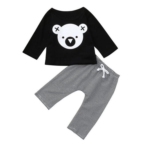 Polar Vortex Top & Leggings Set