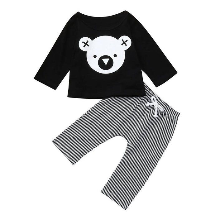 Polar Vortex Top & Leggings Set, 6M,  - CeCe & Jax