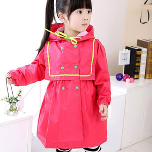Karma Raincoat, Hot Pink, 12M - 2T - CeCe & Jax