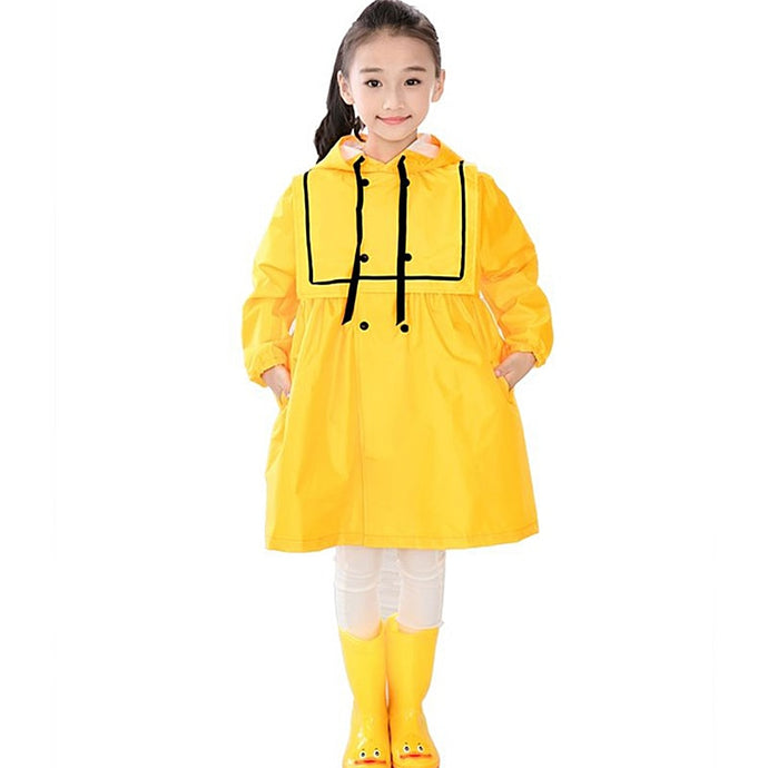 Karma Raincoat, Yellow, 12M - 2T - CeCe & Jax