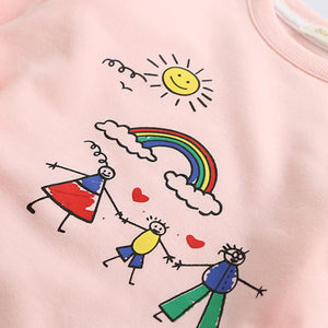 Art Time Sweatsuit, ,  - CeCe & Jax