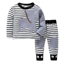 Load image into Gallery viewer, Elephant Top & Leggings Set, 6M,  - CeCe & Jax