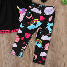 Load image into Gallery viewer, Jessie Unicorn Shirt & Leggings Set, ,  - CeCe & Jax