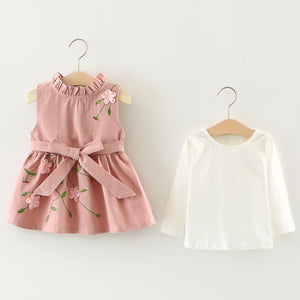 Maggie Dress & Shirt Set, ,  - CeCe & Jax