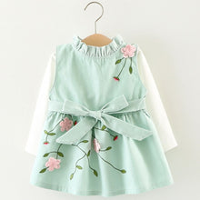 Load image into Gallery viewer, Maggie Dress & Shirt Set, Mint, 12M - CeCe & Jax