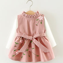 Load image into Gallery viewer, Maggie Dress & Shirt Set, Pink, 12M - CeCe & Jax