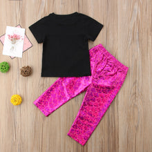 Load image into Gallery viewer, Unicorn Believer Shirt & Leggings Set, ,  - CeCe & Jax