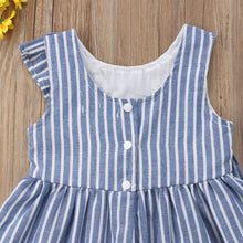 Load image into Gallery viewer, Renae Pin Stripe Dress, ,  - CeCe & Jax