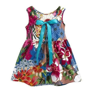 Yesenia Flower Dress, 4T,  - CeCe & Jax