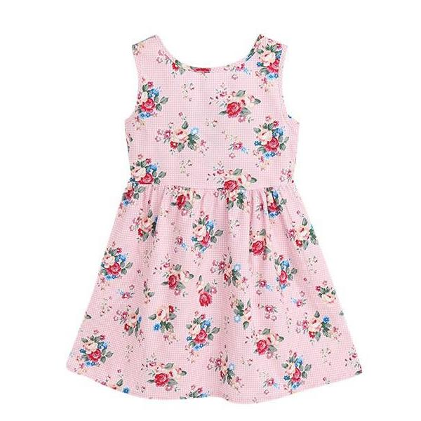 Sutton Rose Dress, 4T,  - CeCe & Jax