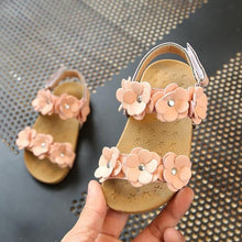 Load image into Gallery viewer, Kiyah Flower Sandals, ,  - CeCe & Jax