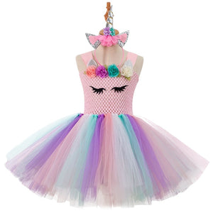 Krissy Unicorn Dress