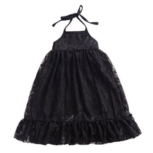 Load image into Gallery viewer, Anna Lace Dress, Black, 12M - CeCe & Jax