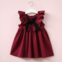 Load image into Gallery viewer, Keisha Bow Dress, ,  - CeCe & Jax