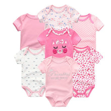 Load image into Gallery viewer, Zoomie Patterned Short Sleeve 7pc, Princess, 12M - CeCe & Jax