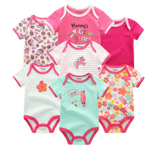 Load image into Gallery viewer, Zoomie Patterned Short Sleeve 7pc, Aloha, 12M - CeCe & Jax
