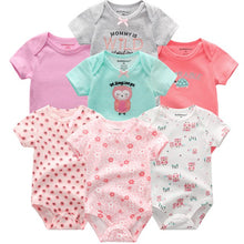 Load image into Gallery viewer, Zoomie Patterned Short Sleeve 7pc, Wild, 12M - CeCe & Jax