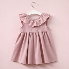 Load image into Gallery viewer, Keisha Bow Dress, Pink, 2T - CeCe & Jax