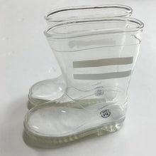 Load image into Gallery viewer, Marley Transparent Rain Boots, White, 8 - CeCe & Jax