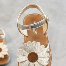 Load image into Gallery viewer, Josie Sunflower Sandals, ,  - CeCe & Jax