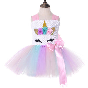 Gabi Unicorn Dress, 12M,  - CeCe & Jax