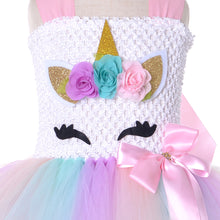 Load image into Gallery viewer, Gabi Unicorn Dress, ,  - CeCe & Jax