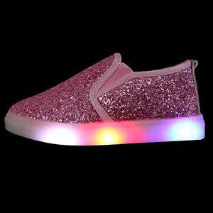Shimmer Shoes: Glitter Dust, ,  - CeCe & Jax