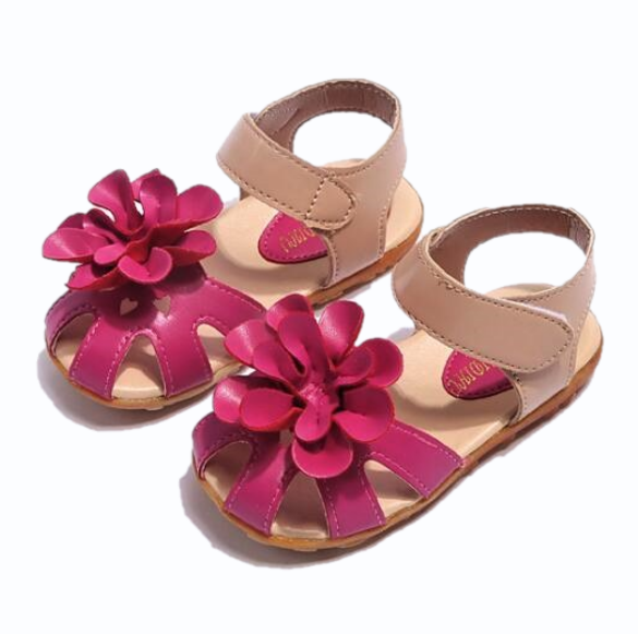 Sweet Pea Sandals, Rose Red, 10 - CeCe & Jax
