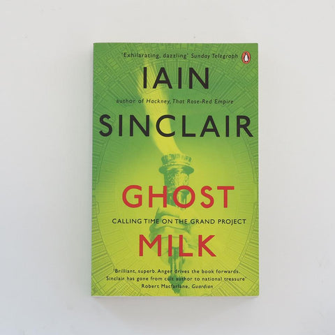 Ghost Milk // Iain Sinclair