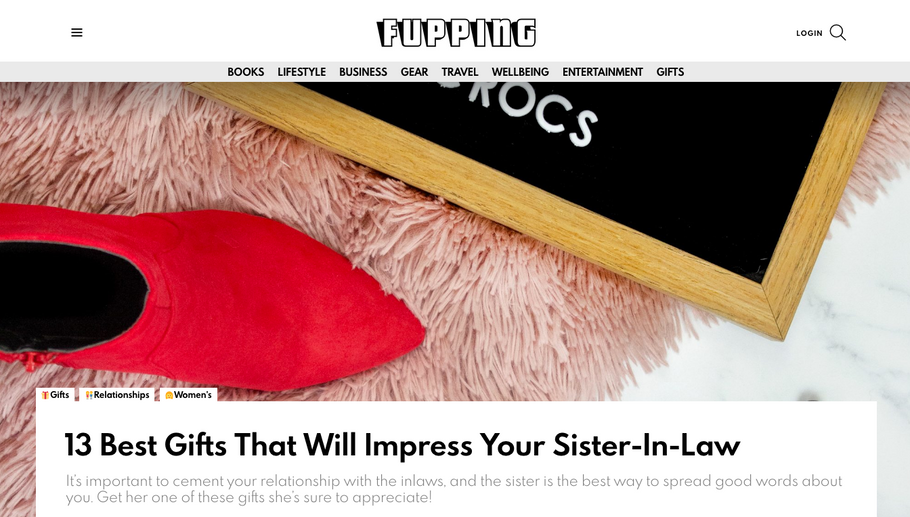 13 Best Gifts That Will Impress Your Sister-In-Law