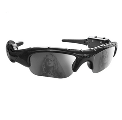 Okeegadgets - Outdoor Sports Video Recorder Sunglasses featured on russal gear