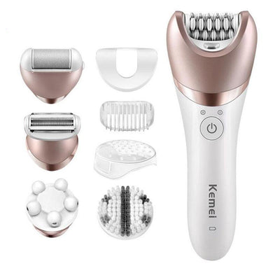 Okeegadgets - Kemei 5-in-1 Beauty Tool - Product Image - Category: Personal Care Gadgets