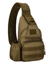 Load image into Gallery viewer, USB Powered Tactical Crossbody