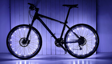Load image into Gallery viewer, okeegadgets-colorful-led-bike-bicycle-RIM-lights-in-white-available-at-okeegadgets